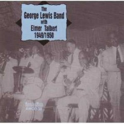 The G. Lewis Big Band with E. Talbert 1949-1950