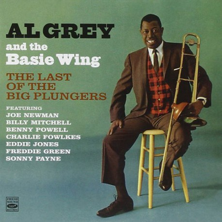 Al Grey and the Basie Wing