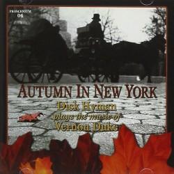 Autumn in New York: the Music of Vernon Duke
