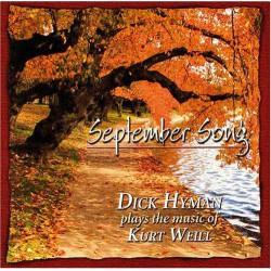 September Song: the Music of Kurt Weil