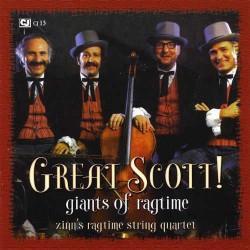 Great Scott! Giants of Ragtime