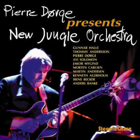 Presents New Jungle Orchestra