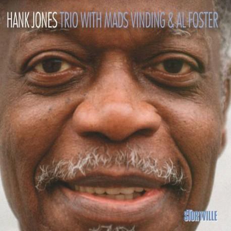 Hank Jones Trio with Mads Vinding and Al Foster