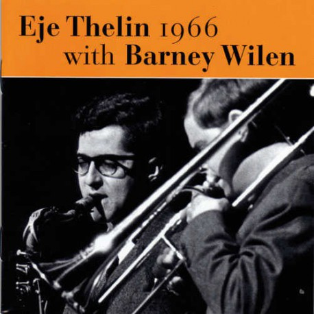 With Barney Wilen 1966