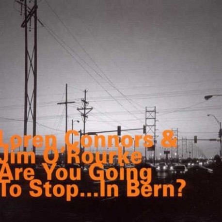 Are You Going to Stop... in Bern?