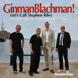 Ginman-Blachman!: Let`S Call Stephen Riley