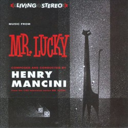 Music from Mr. Lucky - Osd