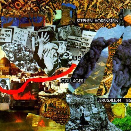 Collages - Jerusalem `85