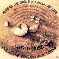 To Hear the World In a Grain of Sand