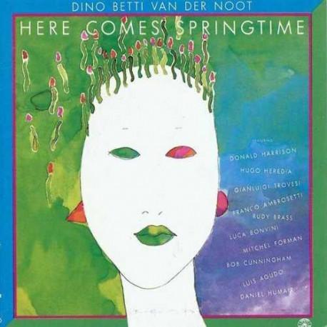 Here Comes Springtime with Gianluigi Trovesi