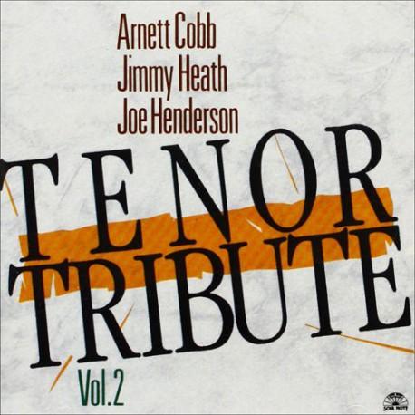Tenor Tribute - Vol. 2