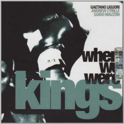 When We Were Kings with Andrew Cyrille
