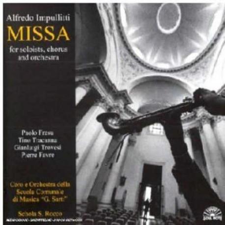 Missa with Paolo Fresu and Gianluigi Trovesi