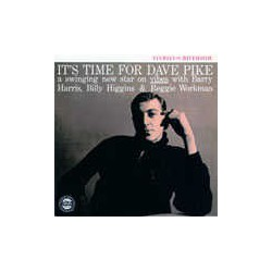 It`S Time for Dave Pike