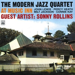 At Music in - Guest Artist : Sonny Rollins