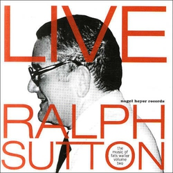 Live - Ralph Sutton and Friends
