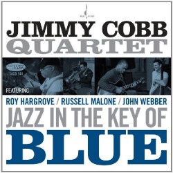 Jazz in the Key of Blue (Sacd)