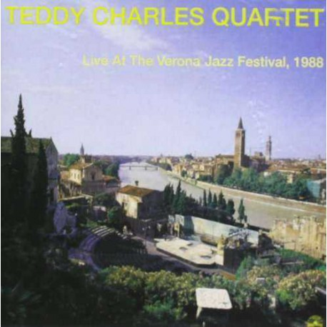 Live at the Verona Jazz Festival 1988