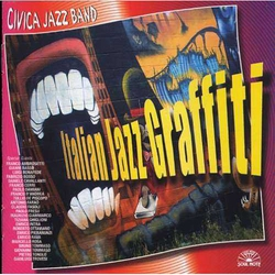 Italian Jazz Graffiti