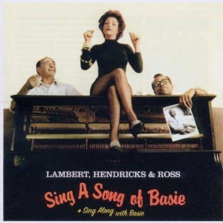 Lambert, Hendricks and Ross: Sing a Song of Basie