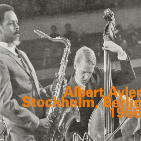 Stockholm, Berlin 1966
