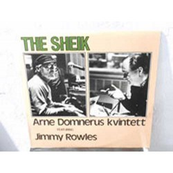 The Sheik with Jimmy Rowles