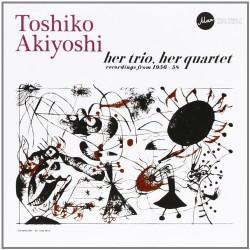 Her Trio, Her Quartet - Recordings from 1956-58