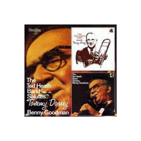 Salutes Tommy Dorsey + Salutes Benny Goodman