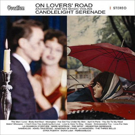 On Lovers` Road + Candlelight Serenade
