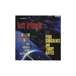 Just Friends with Tubby Hayes + London Swings