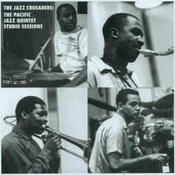 Pacific Jazz Quintet Studio Sessions