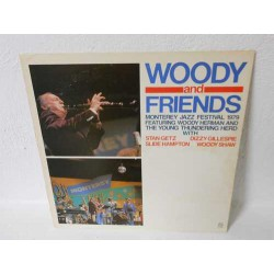 Woody and Friends w/ S Getz D Gillespie (Us)