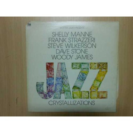 Jazz Crystallizations w/ S. Manne (Orig Us)