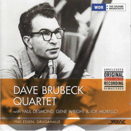 Brubeck Quartet - 1960 Essen, Grugahalle