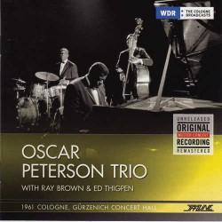 Peterson Trio - 1961, Cologne