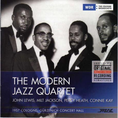 The Modern Jazz Quartet Nov 6Th, 1957