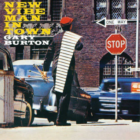 New Vibe Man in Town (2Lps on 1 Cd)