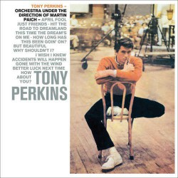Tony Perkins + on a Rainy Day