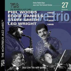 SRD Vol. 27 - Jazz Live Trio Series