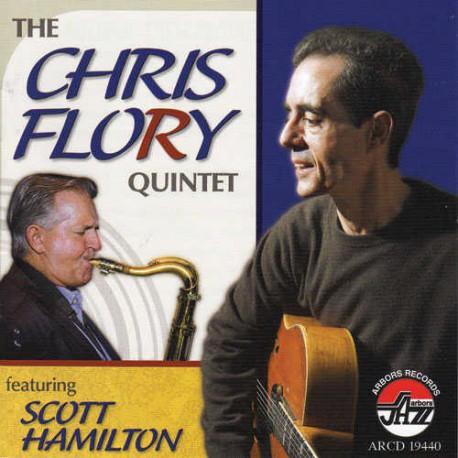 Chris Flory Quintet Feat. Scott Hamilton