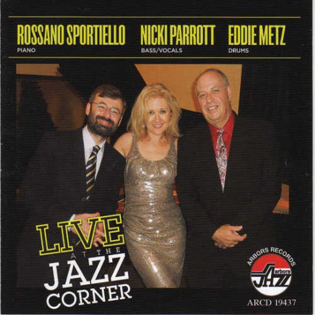Live at the Jazz Corner in Hilton Head