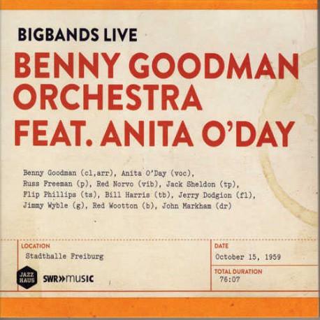 B. Goodman Orchestra Feat. Anita O`Day