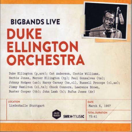 Duke Ellington Orchestra - March 7 - 1967