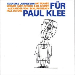 Fur Paul Klee + 60 Page Booklet