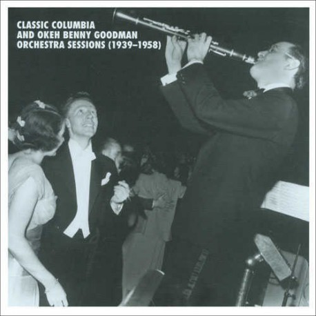 The Columbia and Okeh Orchestra Sessions