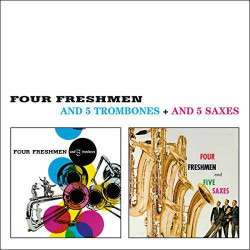 And 5 Trombones + and 5 Saxes