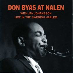 Don Byas at Nalen with Jan Johansson