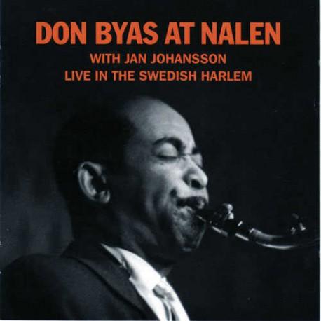 Don Byas at Nalen with Jan Johansson