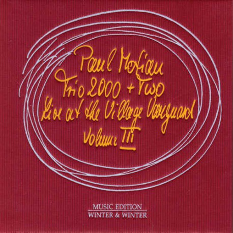 Trio 2000 + Two - Live at the Village Vanguard Iii