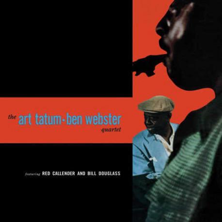 Webster - Tatum Quartet   - 180 Gram